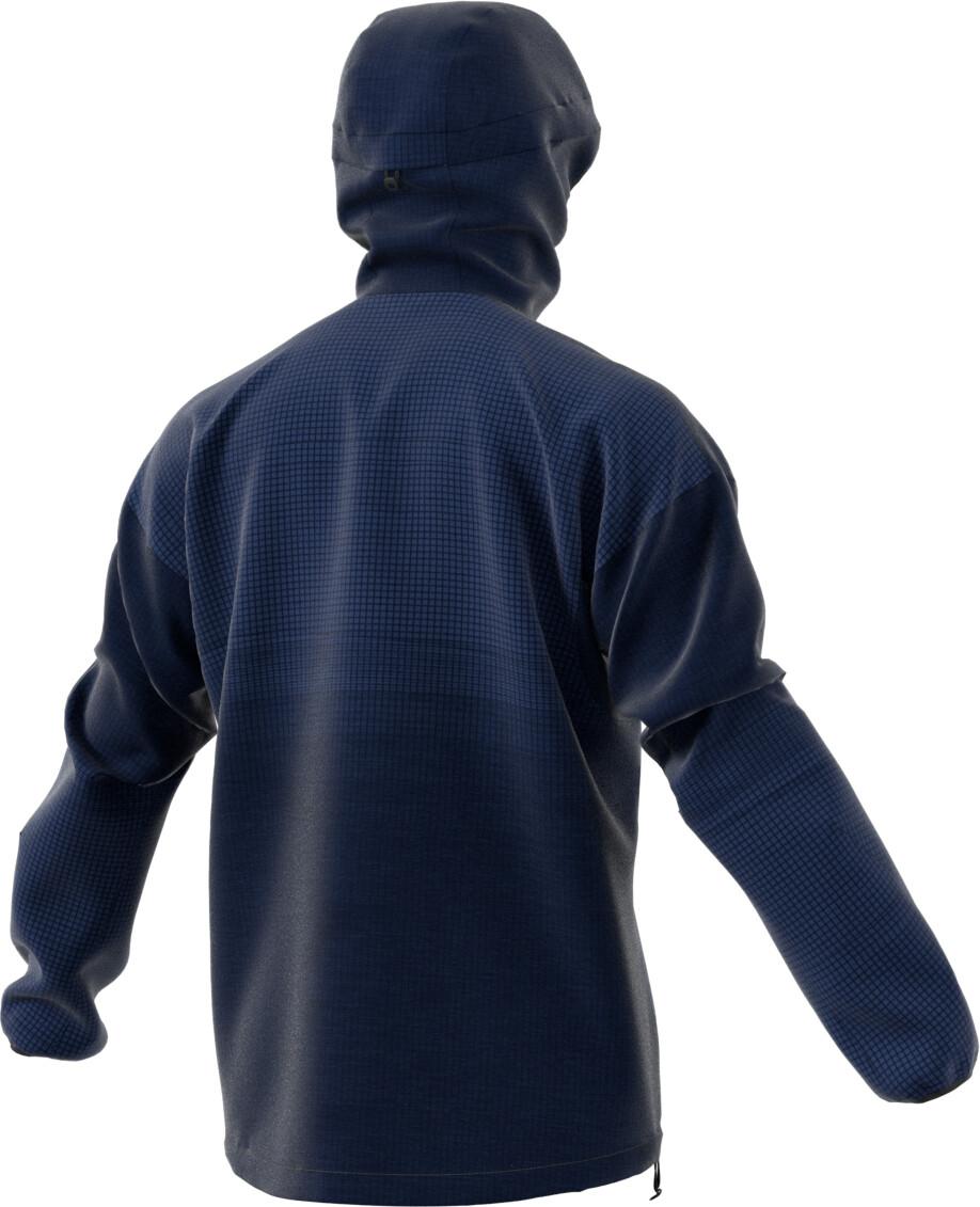 adidas TERREX Agravic Windweave Jacket Herren legend inkshoblu